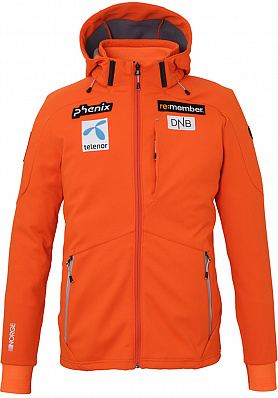 Norway Alpine Team Soft Shell (Оранжевый)